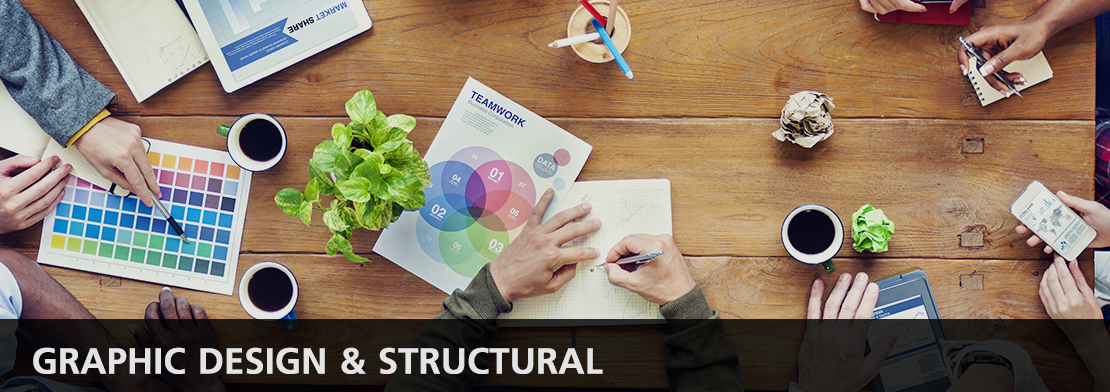 Graphic Design & Structural | การออกแบบกราฟฟิค และโครงสร้าง 2