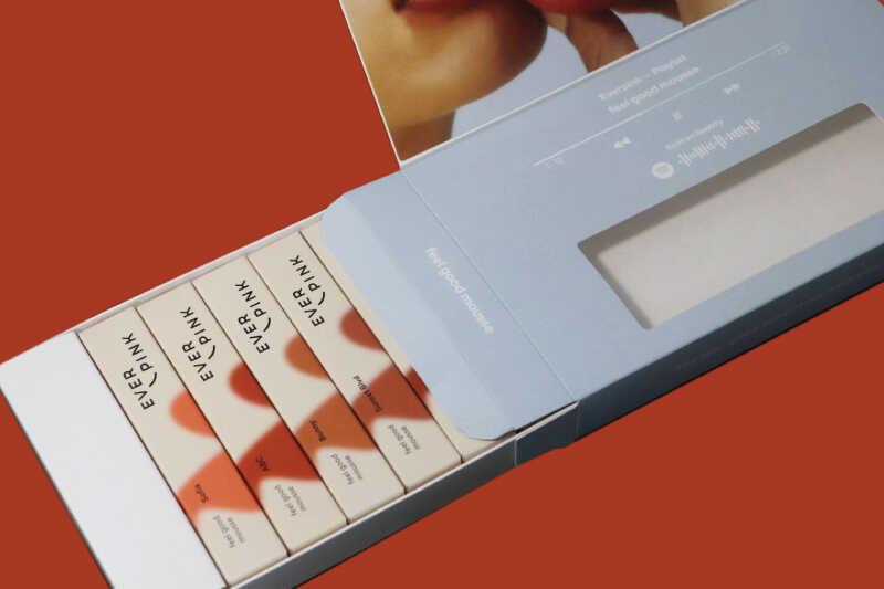 มอบของขวัญให้ตนเองหรือคนที่คุณรัก ด้วยลิปสติกสีสวย จัดเซ็ทใส่กล่อง